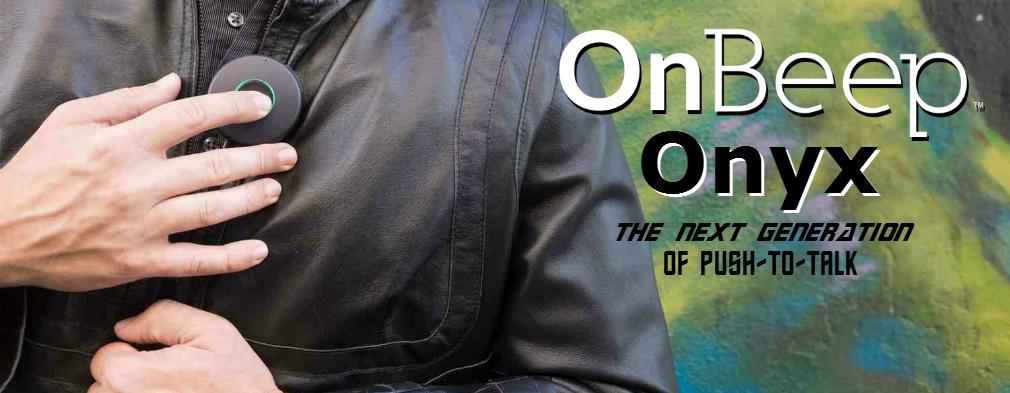 OnBeep Onyx Communicator