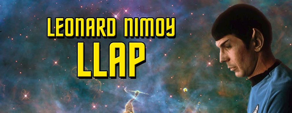 Leonard Nimoy LLAP
