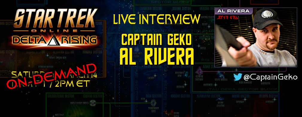 Al Rivera Interview