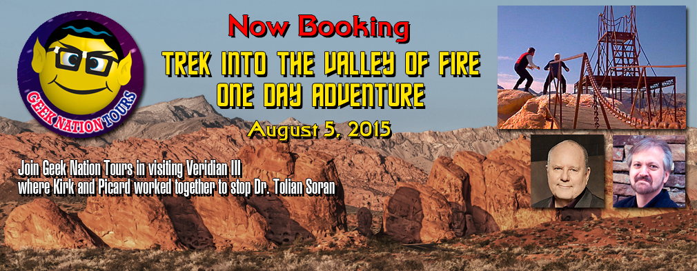 Geek Nation Tours - Valley of Fire