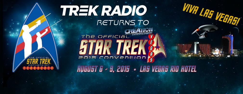 Star Trek Las Vegas 2015
