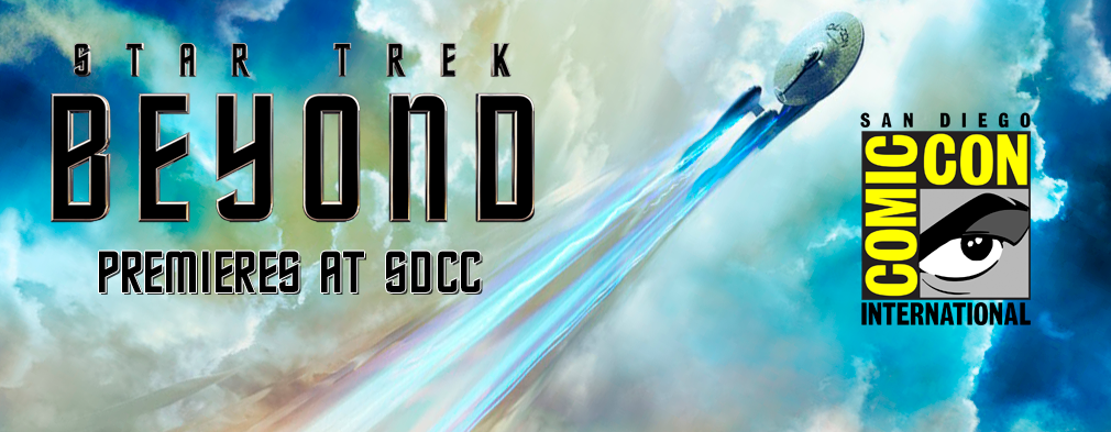 Star Trek Beyond at San Diego Comic Con