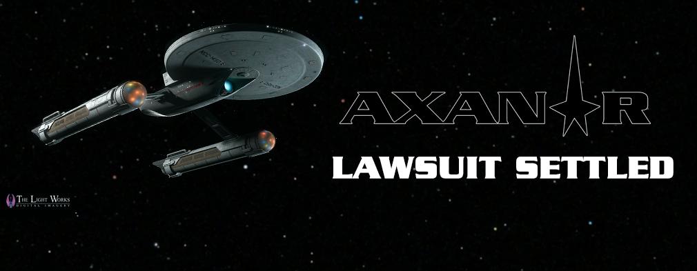 Axanar Lawsuit Settled