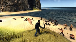 Undine invasion on Risa - Tribble Test Weekend!