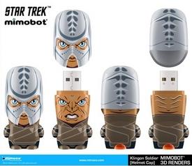 Walmart Star Trek Into Darkness Klingon Mimobot
