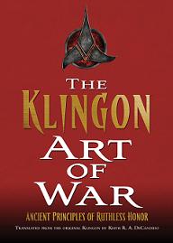 Klingon Art of War