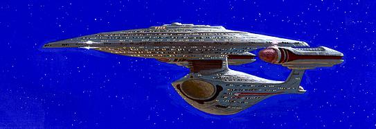 Star Trek Futures - Enterprise-C