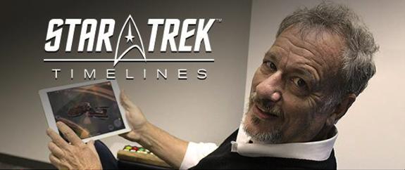 John de Lancie joins Star Trek Timelines