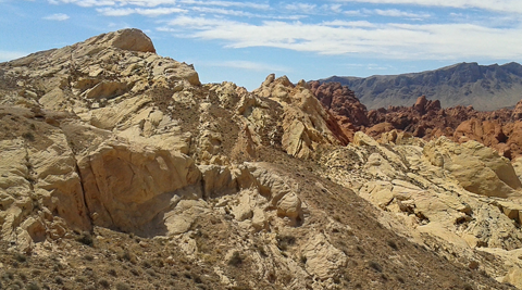 Geek Nation Tours - Valley of Fire - Silica Dome