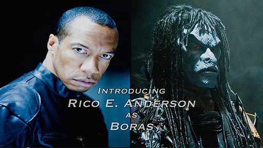 Rico Anderson as Boras