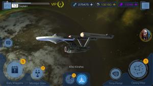 Star Trek Timelines - Enterprise NCC-1701