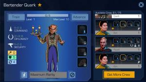 Star Trek Timelines - Quark