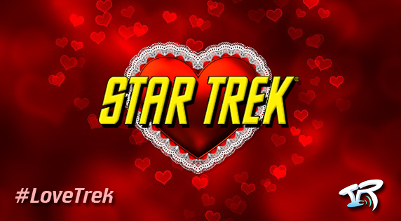 LoveTrek Star Trek