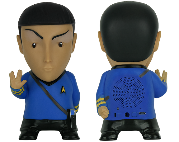 Fametek Bluetooth Spock Speaker
