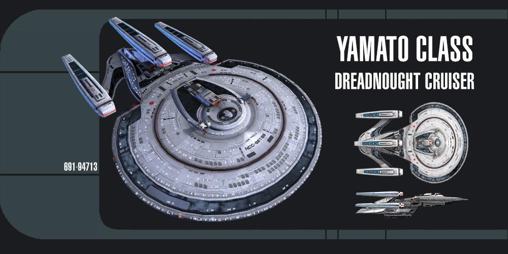 Yamato Class Profile